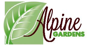 Alpine Gardens Logo
